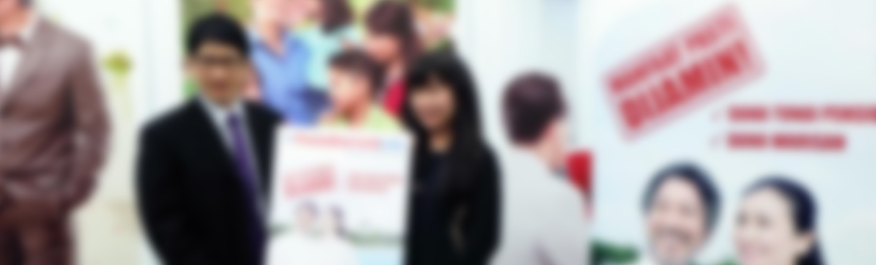 banner about